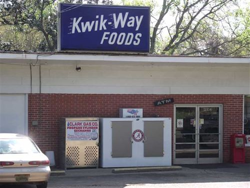 Price Reduced, Commercial Business : Marion : Perry County : Alabama