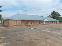 1400 Harrison Ave-Commercial : McComb : Pike County : Mississippi