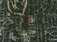 Land For Multifamily Development : Tallahassee : Leon County : Florida