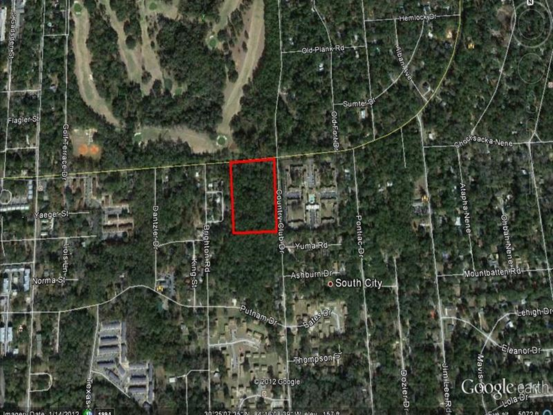 Land for Multifamily Development Jt : Tallahassee : Leon County : Florida