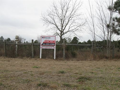 Price Reduced, Main Hwy Into Pcb : Bonifay : Holmes County : Florida