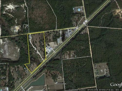 Development Opportunity, 3X Parcels : Panama City : Bay County : Florida