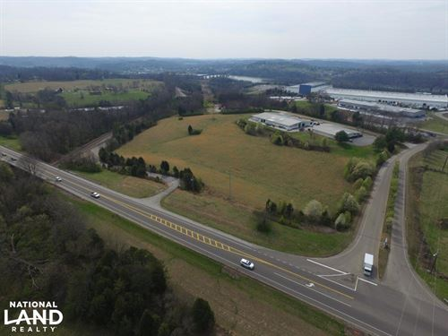 Commercial Parcel Adjacent to Sugar : Loudon : Tennessee