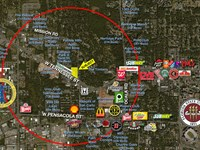 Prime Retail Location Near Fsu : Tallahassee : Leon County : Florida