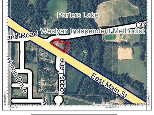 Corner Of Us 84 Near New Med School : Dothan : Houston County : Alabama