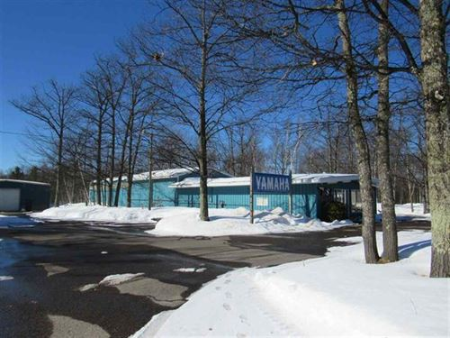 Commercial Building Mls 1106790 : Marquette : Michigan