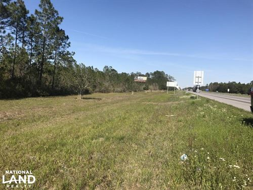 I-10 Frontage Tract : Moss Point : Jackson County : Mississippi