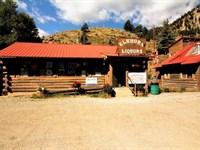 Elkhorn Liquors : Lake City : Hinsdale County : Colorado