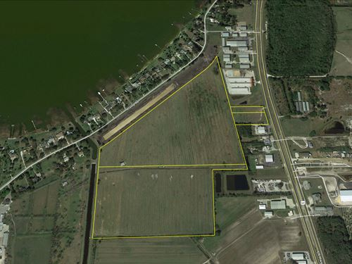 88.45 Acre Dev. Tract Lk Hamilton : Lake Hamilton : Polk County : Florida