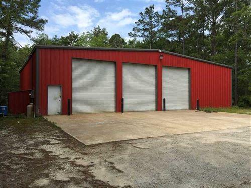 Commercial Building For Sale Camde : Woodbine : Camden County : Georgia