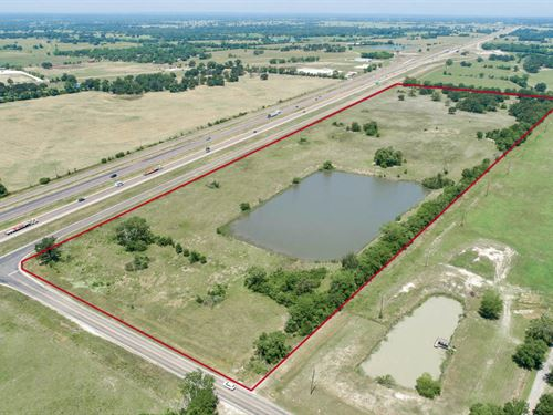 35 Acres I-45 Madisonville : Madisonville : Madison County : Texas
