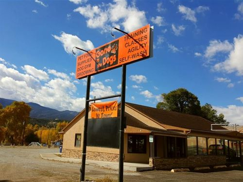 3154037, Gone To The Dogs : Salida : Chaffee County : Colorado