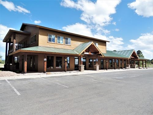 The Plaza, Bldg B-1 Unit 1 : Pagosa Springs : Archuleta County : Colorado