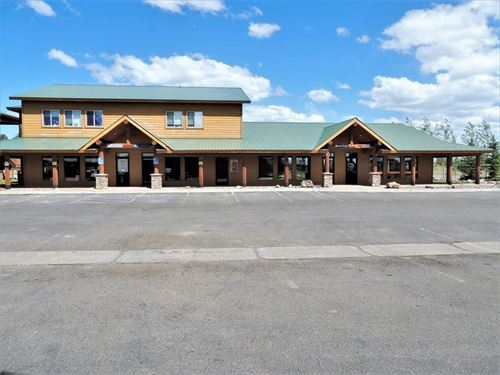 The Plaza, Bldg B-1 Unit 2 : Pagosa Springs : Archuleta County : Colorado