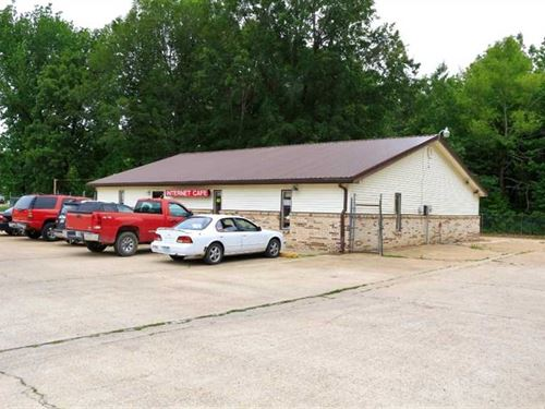 Commercial Multi-Use Building For : Poplar Bluff : Butler County : Missouri