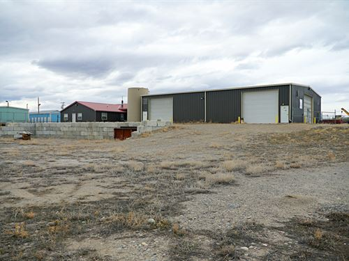 635 S Smith Road : Riverton : Fremont County : Wyoming