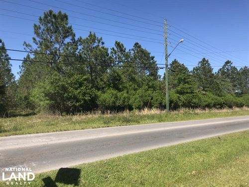 Dedeaux Road Development Property : Gulfport : Harrison County : Mississippi