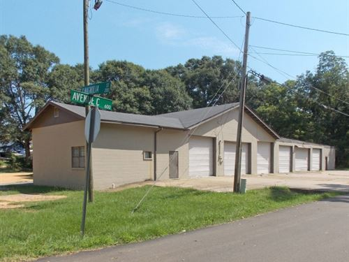 601 Avenue : McComb : Pike County : Mississippi