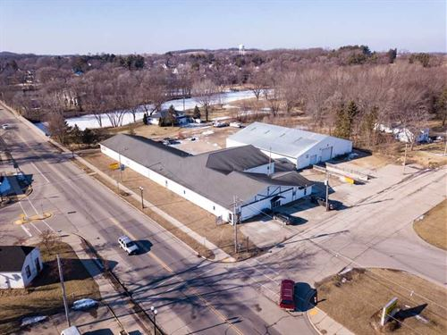 Commercial Building in City of Pri : Princeton : Green Lake County : Wisconsin