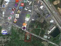 Commercial Development Site : Macon : Bibb County : Georgia