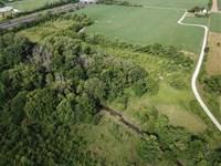 92 Acres of Prime Development, Pe : Pendleton : Madison County : Indiana