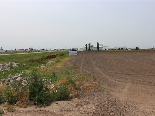 171 Hwy 61 Commercial Lot : Imperial : Chase County : Nebraska
