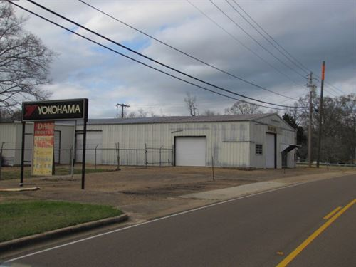Dalton's Front End Shop : Brookhaven : Lincoln County : Mississippi