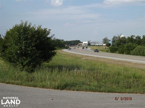 Intersection Property High Growth : Shelbyville : Shelby County : Kentucky