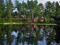 Pine Crest Resort : Republic : Marquette County : Michigan