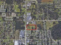 18 Acre High Density Res & Com Dev : Lakeland : Polk County : Florida