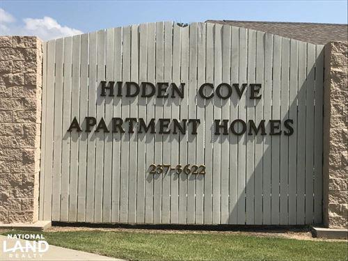 Hidden Cove Apartments : Delhi : Richland Parish : Louisiana