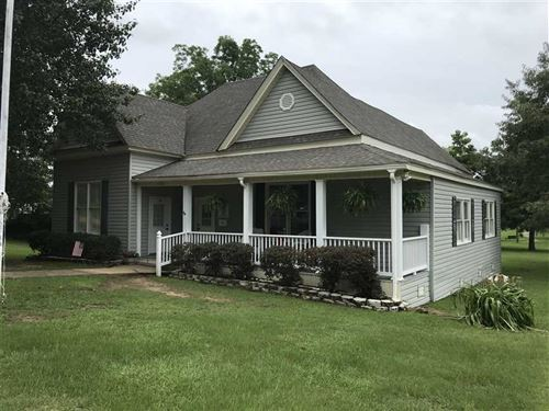 Commercial/Residential Home OR Off : Aliceville : Pickens County : Alabama