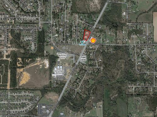 Commercial Development Opportunity : Macon : Bibb County : Georgia