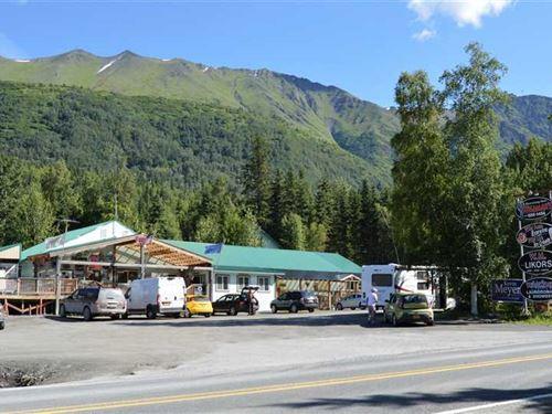 Very Profitable Cooper Landing, AK : Cooper Landing : Kenai Peninsula Borough : Alaska