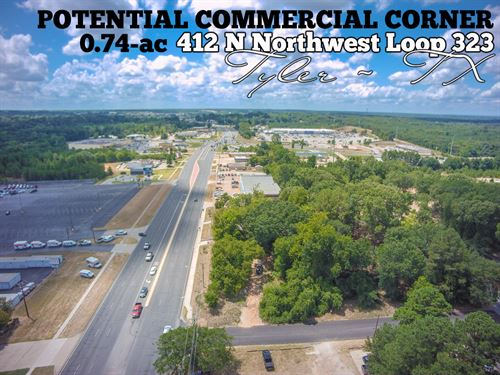.74 Acres In Smith County : Tyler : Smith County : Texas