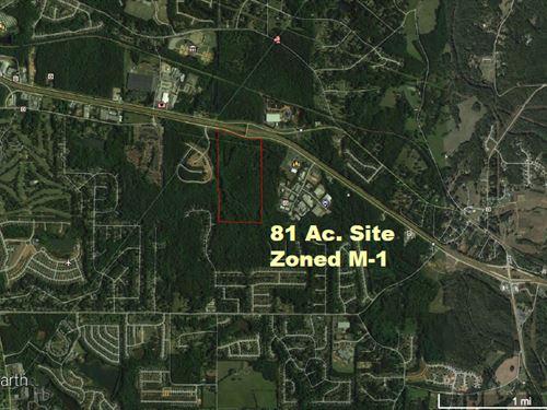 81 Acres Newton County Ga : Covington : Newton County : Georgia