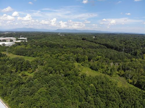 79+/- Acres Heavy Manufacturing : Dalton : Whitfield County : Georgia
