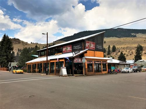 Kip's Grill : Creede : Mineral County : Colorado