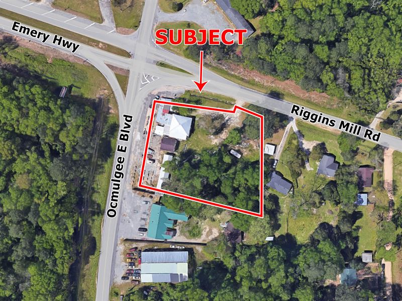 Motivated Seller - Corner Lot : Macon : Bibb County : Georgia