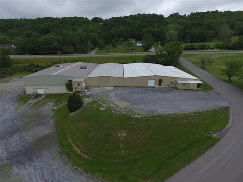 Large Commercial Building : Wytheville : Wythe County : Virginia