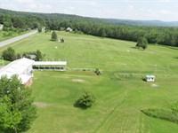 Former Golf Driving Range : Pompey : Onondaga County : New York