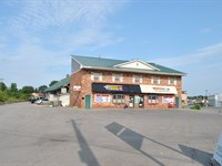 Downtown Rome Commercial Building : Rome : Oneida County : New York