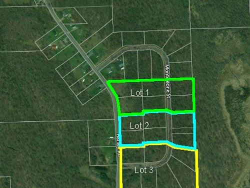Lot 1 Hanley Road : Hannibal : Oswego County : New York