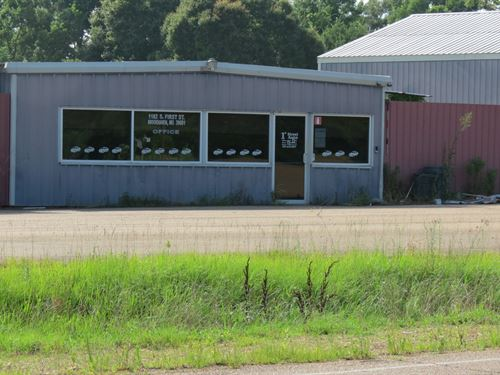 Prime Commercial Location : Brookhaven : Lincoln County : Mississippi