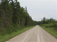 M-69 & Shiversky Rd : Whitney : Menominee County : Michigan