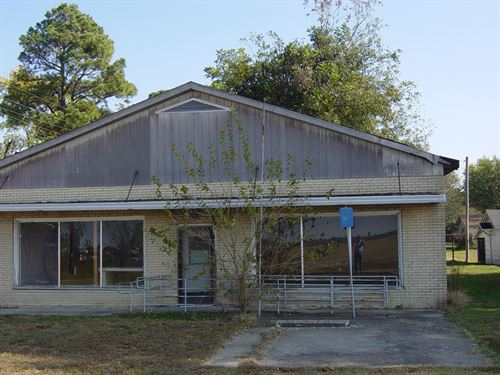Residential Commercial Building : Datto : Clay County : Arkansas