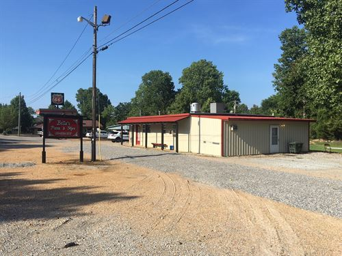 Turn Key Restaurant Business : Maynard : Randolph County : Arkansas