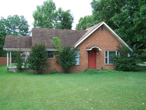 Residential/Commercial Property : Marshall : Searcy County : Arkansas