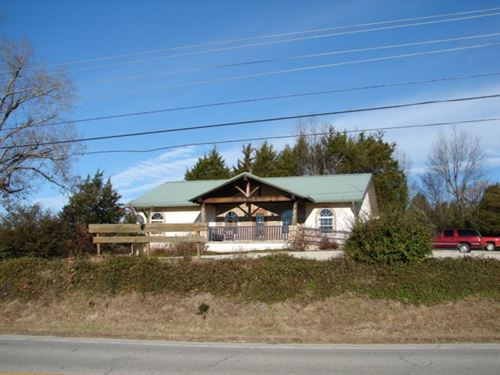 Commercial Building Salem Arkansas : Salem : Fulton County : Arkansas