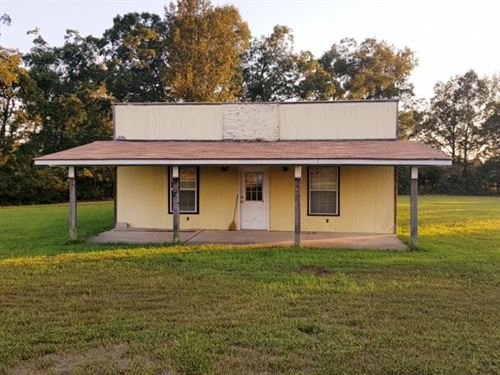 40X30 Storefront Commercial : Shirley : Van Buren County : Arkansas